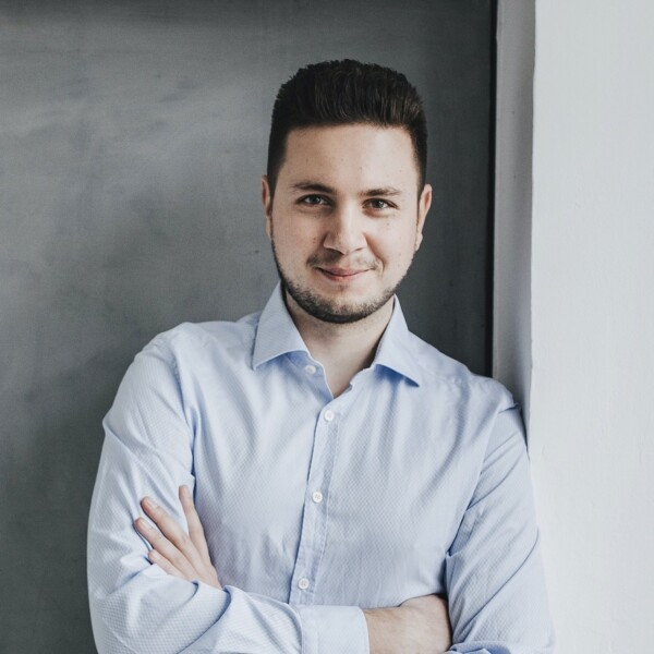Ricardo Schobel, Berater für die Digitalisierungsförderung KMU.DIGITAL in Vorarlberg